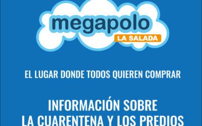 Los predios de La Salada estarán cerrados hasta el 26 de abril, de acuerdo con la normativa oficial